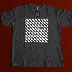 136942 3 300x300 - Camiseta Calçada SP Preta e Vermelha