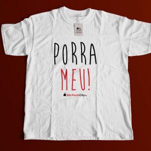 136960 3 300x300 - Camiseta Porra Meu! SP