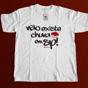 17D4EA 3 300x300 - Camiseta Não Existe Chuva em SP