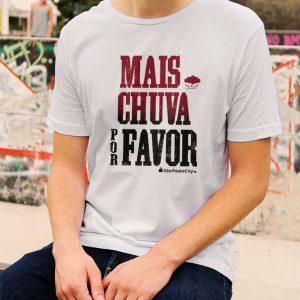 17D4F3 2 300x300 - Camiseta SP Mais Chuva Por Favor