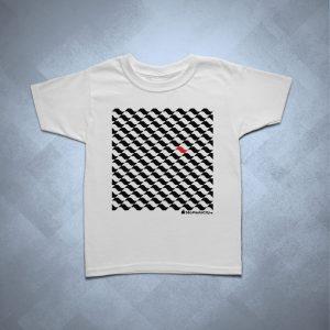 193101 1 300x300 - Camiseta Infantil Calçada SP Preta e Vermelha