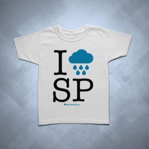 193104 1 300x300 - Camiseta Infantil I Chuva SP