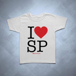193106 1 300x300 - Camiseta Infantil I Love SP 2