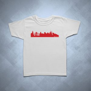 19310C 1 300x300 - Camiseta Infantil Silhueta SP