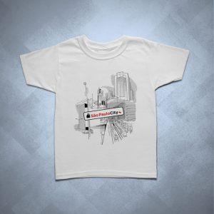 193116 1 300x300 - Camiseta Infantil Cidade de São Paulo