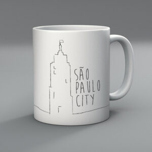 1AE14E 2 300x300 - Caneca Banespa SP City