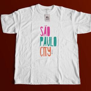 1B0C84 4 300x300 - Camiseta São Paulo City Desenho Colorido