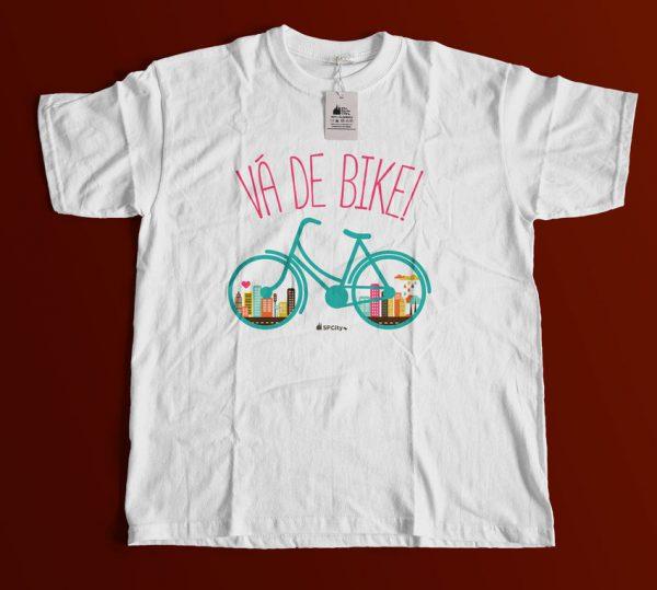 1B0C90 1 600x539 - Camiseta Vá de Bike SP