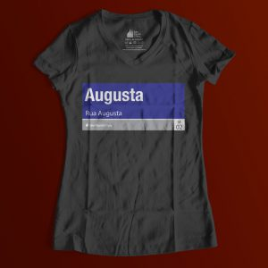 "1B0D81 1 300x300 - Baby Look Feminina Gola ""V"" Rua Augusta"