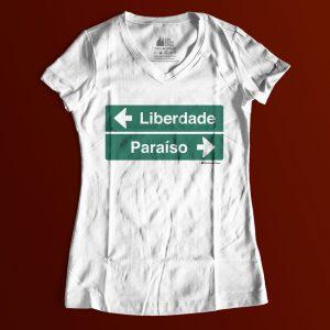 """1B0D85 1 300x300 - Baby Look Feminina Gola """"V"""" Liberdade Paraiso SP"""