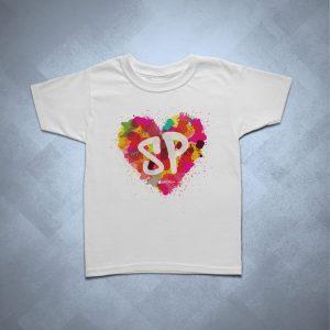 32B9F8 1 300x300 - Camiseta Infantil SP Graffiti