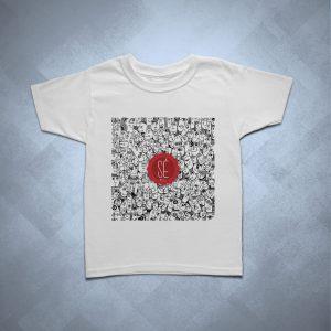 32B9FF 1 300x300 - Camiseta Infantil Sé