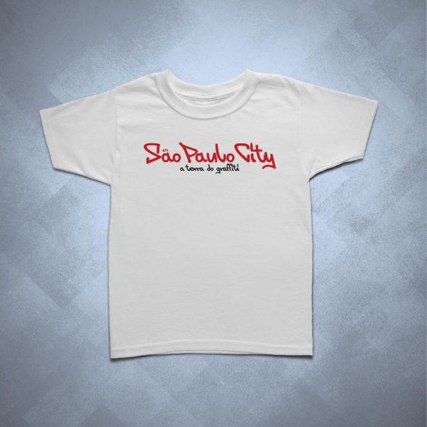 32BA04 1 600x600 - Camiseta Infantil São Paulo City Terra do Graffiti