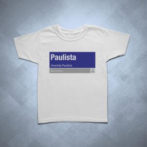 32BA09 1 300x300 - Camiseta Infantil Avenida Paulista