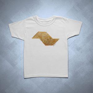 32BA0E 1 300x300 - Camiseta Infantil Mapa SP Pastel