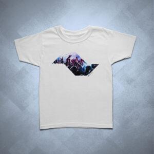 32BA13 1 300x300 - Camiseta Infantil Mapa SP Balada