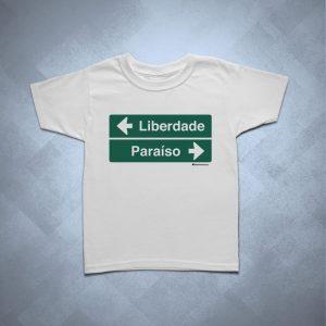32BA16 1 300x300 - Camiseta Infantil Liberdade Paraíso SP