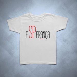 32BA18 1 300x300 - Camiseta Infantil Esperança