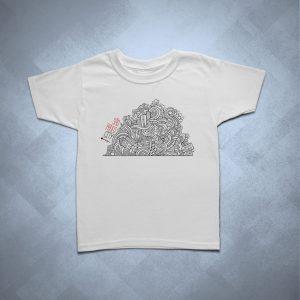 32BA1B 1 300x300 - Camiseta Infantil SP Cidade Louca 2