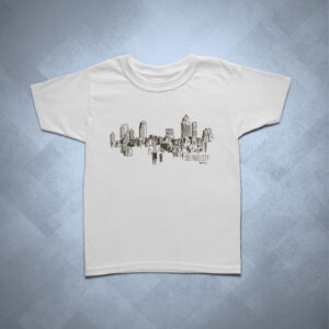 32BA1D 1 300x300 - Camiseta Infantil Cidade Ilustrada SP