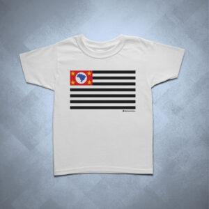32BA22 1 300x300 - Camiseta Infantil Bandeira SP