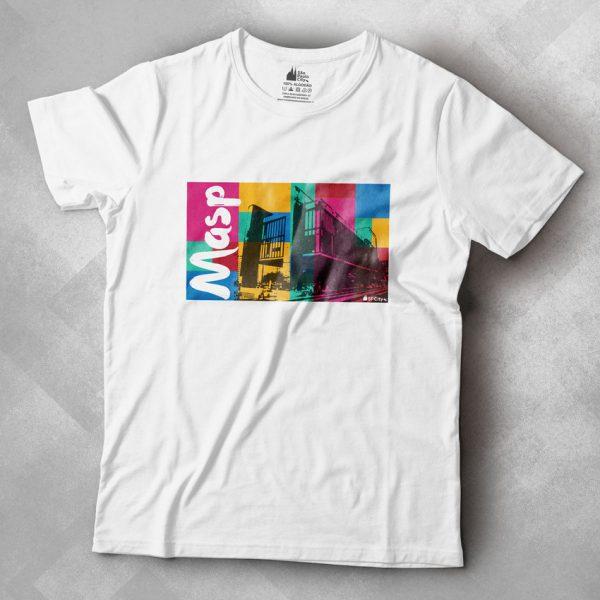 42B467 1 600x600 - Camiseta SP Masp Colorido