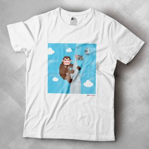 42B46C 1 300x300 - Camiseta King Kong Banespa by Miguel Garcia