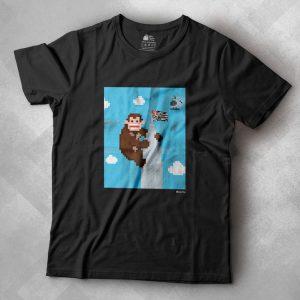 42B46C 2 300x300 - Camiseta King Kong Banespa by Miguel Garcia