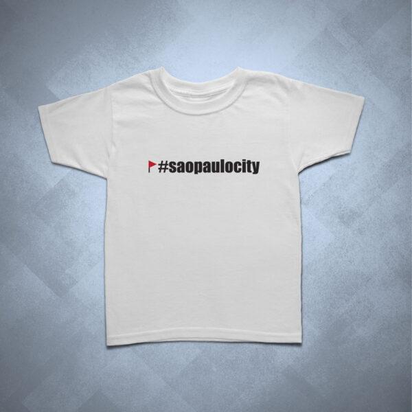 42EB05 1 600x600 - Camiseta Infantil #saopaulocity