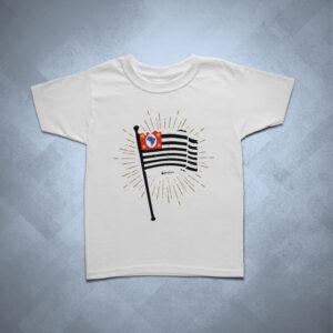42EC67 1 300x300 - Camiseta Infantil Mini Bandeira SP by Miguel Garcia