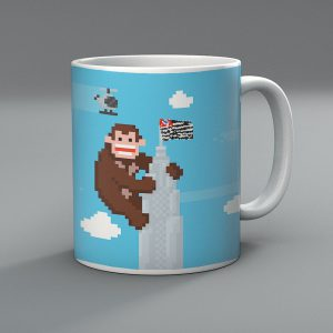 42F1AD 1 300x300 - Caneca King Kong Banespa by Miguel Garcia