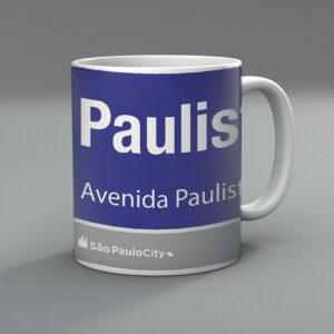 58E9F7 1 300x300 - Caneca Avenida Paulista