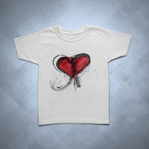 camiseta infantil SP by yllo pedra