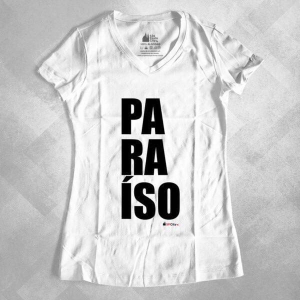 "631E05 1 600x600 - Baby Look Feminina Gola ""V"" Paraíso - São Paulo"