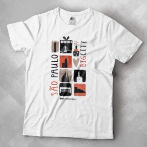 Camiseta Sao Paulo Big City Branca 300x300 - Camiseta São Paulo Big City