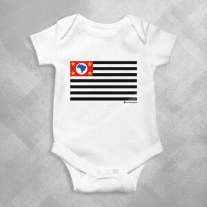 HV40 Branca 1 300x300 - Body Infantil Bandeira SP
