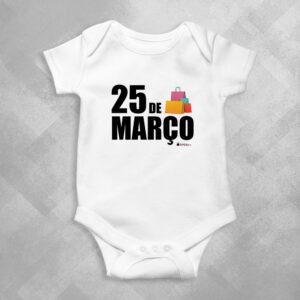LH29 Branca 1 300x300 - Body Infantil 25 de Março - São Paulo