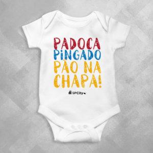 OG82 Branca 300x300 - Body Infantil Padoca