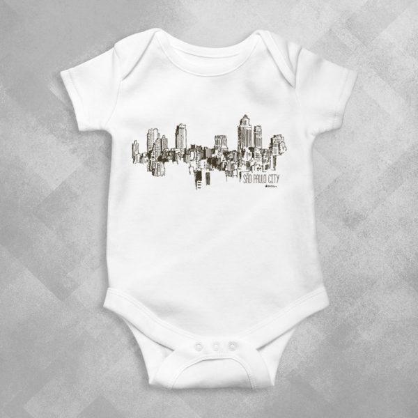 WR17 Branca 1 600x600 - Body Infantil Cidade Ilustrada SP