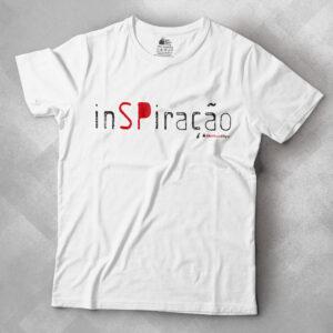 Camiseta inSPiração - São Paulo